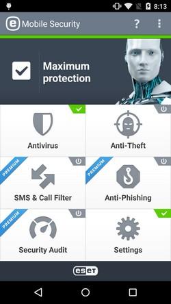 Eset NOD 32 Mobile Security открива 100% от образците на зловредни програми