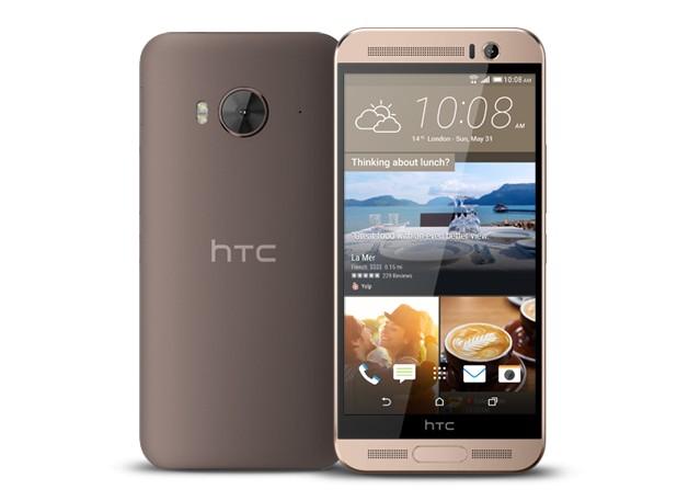 HTC One ME е смартфон от висок клас с корпус от поликарбонат, усилен с метална рамка