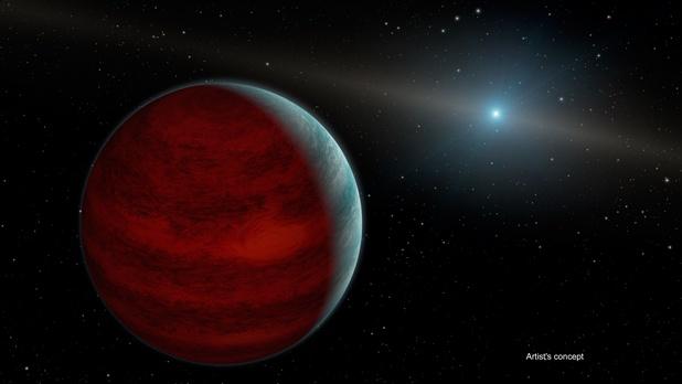 Сравнително маломощна лазерна система може да скрие планета с живот от телескопи като Кеплер  (снимка: НАСА)