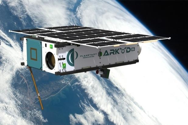 Космическият апарат Arkyd 3 Reflight е част от амбициозния план на частна компания за добив на полезни изкопаеми от недрата на астероидите