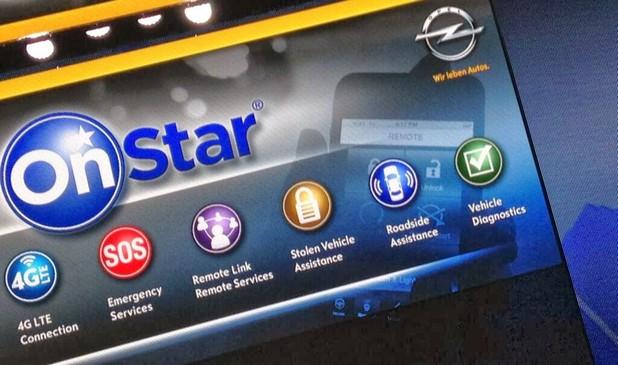 В момента на всеки две секунти някой клиент по света се обръща към системата OnStar