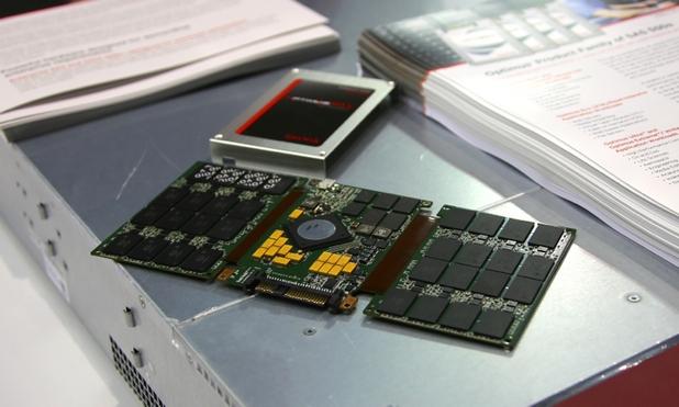 Най-големият SSD на SanDisk в момента има капацитет 4TB, но скоро се очакват 6- и 8-терабайтови устройства