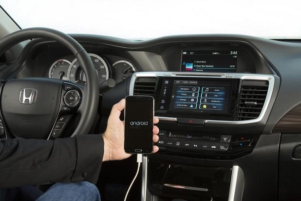 Бордовият компютър на Honda Accord работи в тандем, за да осигури услуги и развлечения за пътуващите в колата
