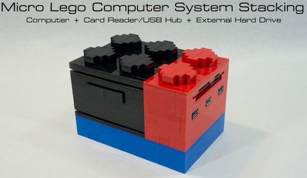 Micro Lego Computer