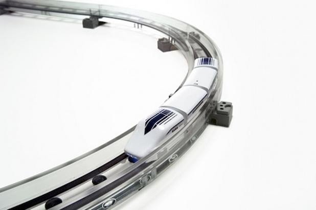 Имитацията на маглев влак ще развива максимална скорост 500 км/ч