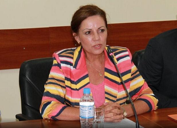 ДП НКЖИ вече е една модерна и високотехнологична компания, която управлява железопътната инфраструктура на България на международно ниво, заяви Мария Чакърова
