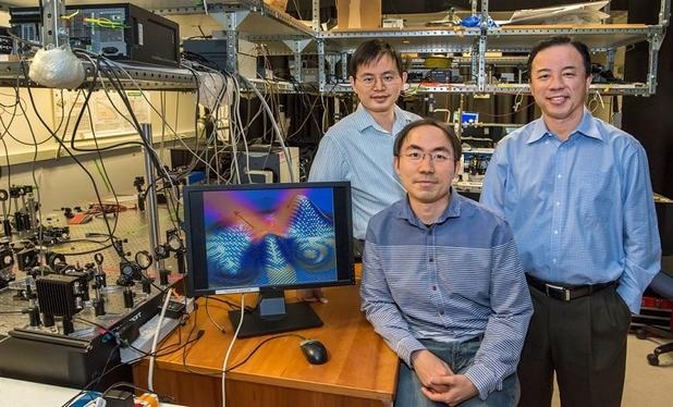 Учени създадоха прототип на невидима стена, която може да скрие всеки обект (снимка: Lawrence Berkeley National Laboratory)
