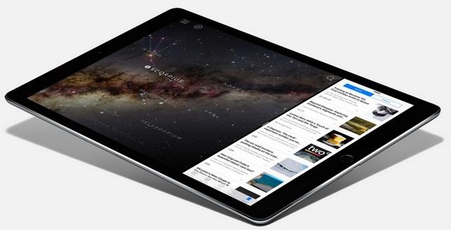 iPad Pro идва с 12,9-инчов  екран и резолюция 2732х2048 пиксела