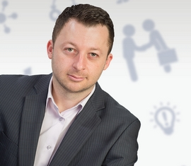 Стоят Тасев ще бъде лектор на предстоящото обучение по продажби