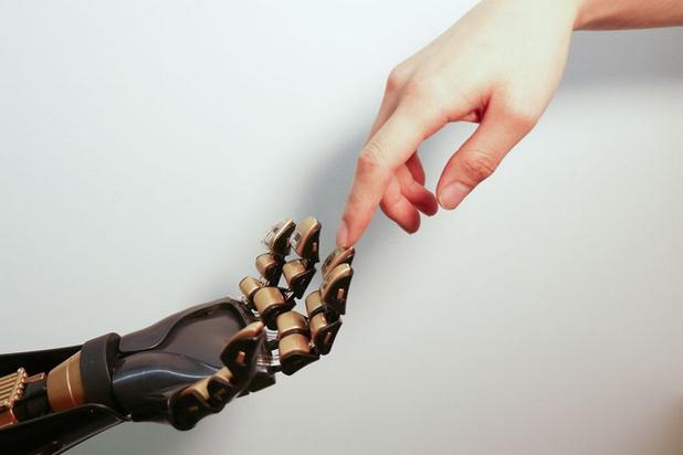 Изкуствена кожа може да промени радикално живота на хората, които ползват протези (снимка: Bao Lab)