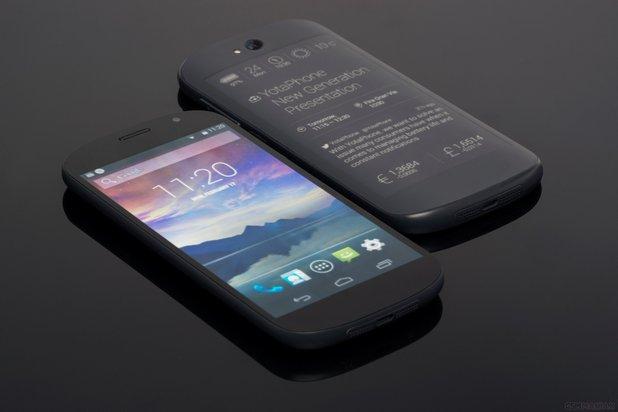 Съдбата на смартфона YotaPhone вече е в ръцете на инвеститор от Хонконг