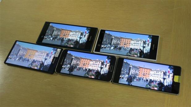 Смартфоните скоро ще предложат екрани с пълноценна ултра-висока резолюция 4К