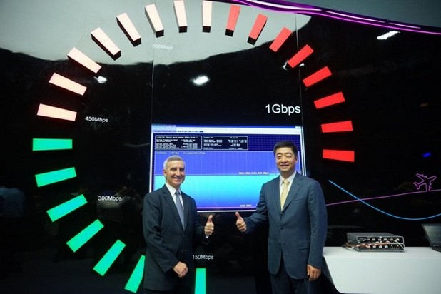 Huawei взима преднина в мобилните мрежи от поколение 4,5G