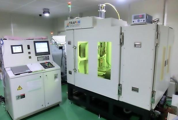 Лазерният 3D принтер на Toshiba печата метални предмети много по-бързо и точно (снимка: Toshiba)