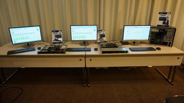Нови системи Persy Stinger идват с процесори Intel Xeon E3-1200 v5