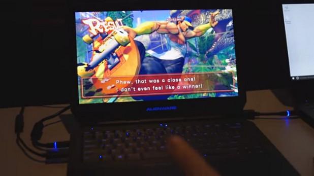 Цената на геймърския лаптоп Alienware започва от 1500 долара