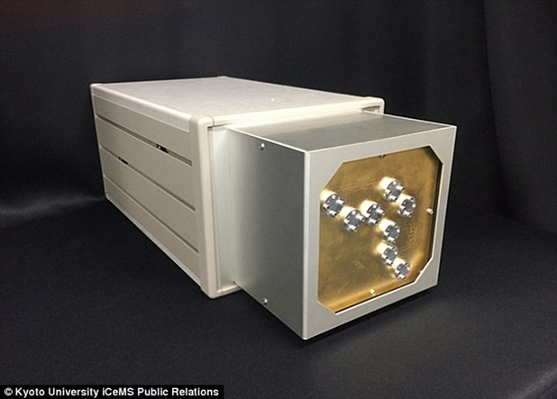 Прототип на устройство за безконтактно снемане на кардиограма