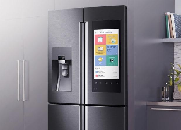 Умният хладилник на Samsung ще излезе на пазара по-късно тази година