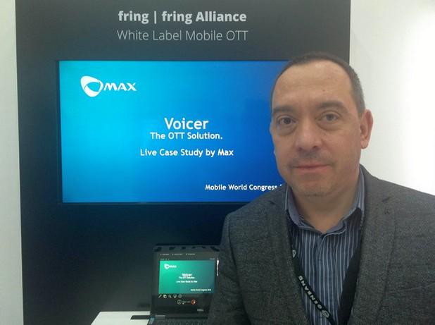 Макс ще търси партньорства с технологични компании за бъдещото развитие на Voicer в три посоки, заяви Андрей Расийски