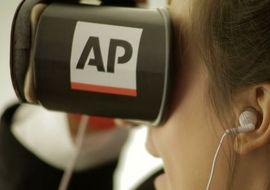 AP ще използва графичните технологии AMD Radeon за рендериране на близки до живота ВР среди около новините