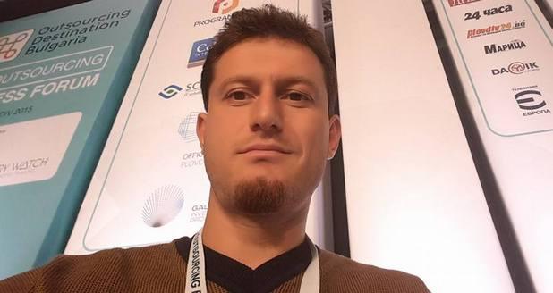 Ще настане голямо надлъгване, заради намесата на държавата на пазара за ИТ обучения, смята Светлин Наков, ръководител на СофтУни (снимка: личен архив)