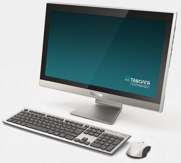 """""""Таволга терминал"""" може да се ползва като работна станция под управление на Debian 8 или като тънък клиент"""