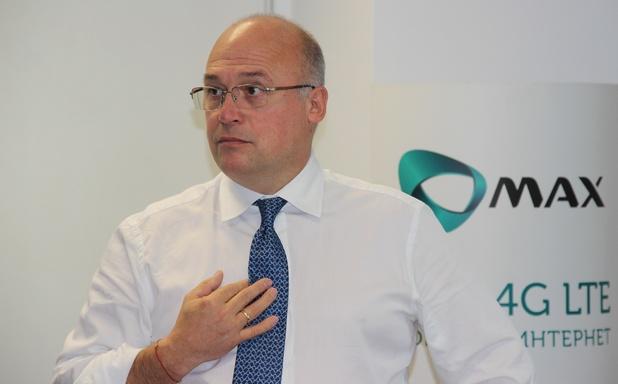 Макс е платил всички дължими такси към КРС, увери Нейчо Величков, CEO на компанията