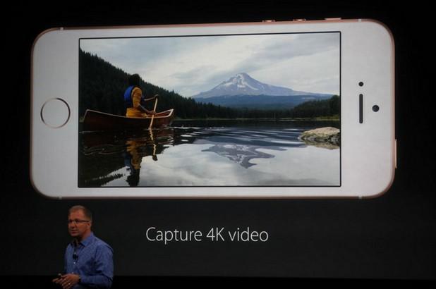 Широко коментираният iPhone SE идва с 4-инчов екран и дизайн на iPhone 5S (снимка: CNET)