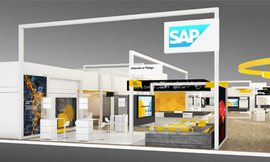 SAP показва няколко актуални сценария от реалния бизнес на своя щанд на CeBIT, в основата на които е технологията HANA