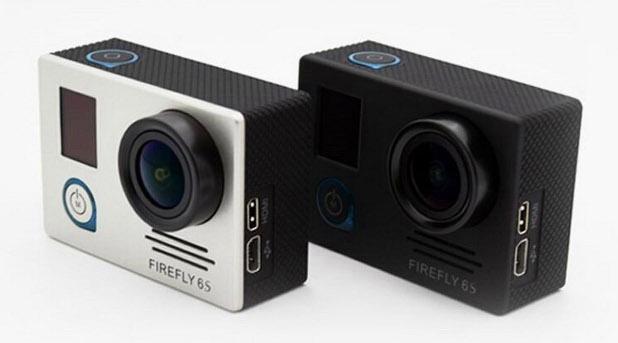 FIREFLY 6S има 16-мегапикселов CMOS сензор Novatek 96660 и Gyro технология за стабилизация на изображението