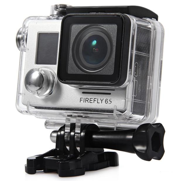 Камерата може да се монтира в специална конструкция, която е включена в комплекта