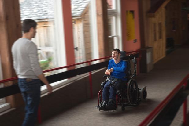 В рамките на благотворителен проект Google ще финансира с 20 млн. долара разработката на приспособления за инвалиди