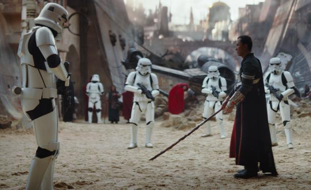 Неочаквани герои са обединени от целта да откраднат плановете на омразната Звезда на смъртта