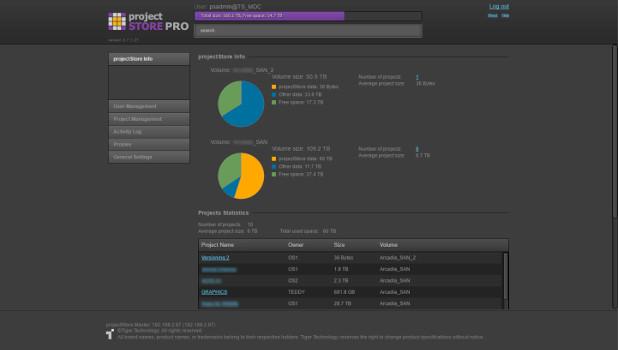 Софтуерният продукт Project Store PRO дава възможност за просто и ефективно организиране на работните задачи в проекти