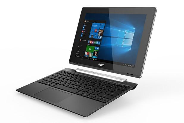 Acer Switch V 10 предлага 10,1-инчов IPS екран, скенер на пръстови отпечатъци и батерия за 9 часа автономна работа