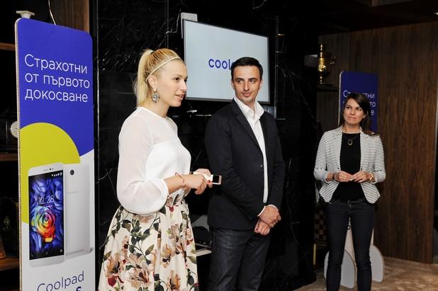 Конкуренцията при смартфоните в ценовия клас 120-200 евро е голяма, но моделите на Coolpad се отличават по дизайн, заяви Марко Бояджийски, продуктов мениджър на компанията за Европа