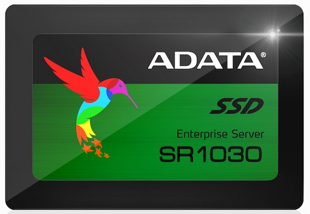 SR1030 е първият SSD с 3D NAND чипове, специално проектиран за сървъри