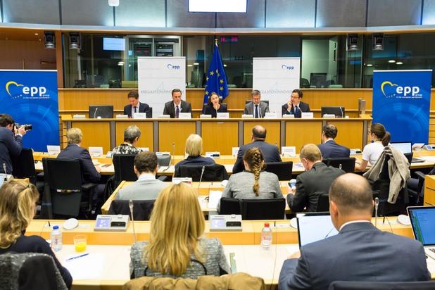 Европейското законодателство трябва да бъде в крак с дигиталните тенденции, заяви на конференция в Брюксел Ева Паунова