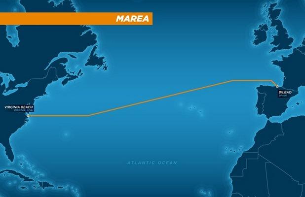 Подводен кабел с капацитет 160 Tbps ще свърже САЩ и Южна Европа