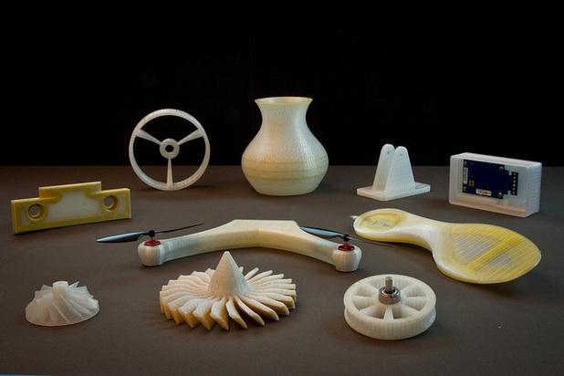 Прототипите, създадени с MarkTwo, са изключително здрави и готови за реална употреба