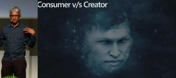 """Третата вълна ще ни изведе в ерата на """"невъобразими технологични изживявания"""", според Раджа Кодури - AMD"""