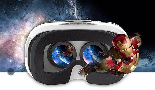 FIIT 3D VR осигуряват 102-градусова панорама и са придружени с контролер за дистанционно управление