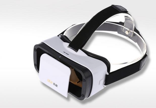 Очилата LEJI Mini VR позволяват регулиране на разстоянието до зениците в диапазона 60-70 мм