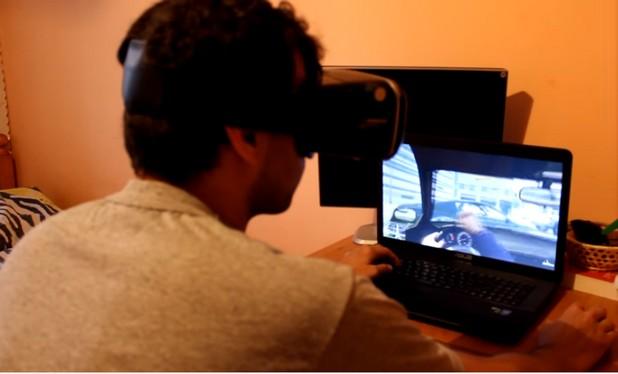 SOMNI VR позволява на потребителя да играе любимите си PC игри само със смартфон и обикновен хедсет