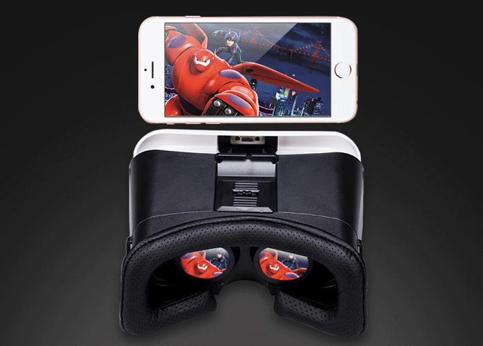 """VR PARK III се отличават с """"тайни изображения"""", т.е. околните не могат да видят нищо от това, което се показва на екрана на очилата"""