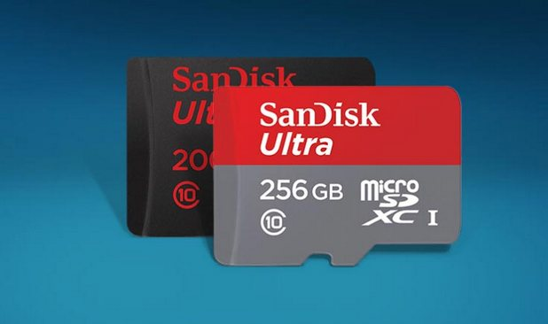 SanDisk Extreme microSDXC UHS-I достига скорост на четене 100 MB/s и поддържа запис с максимална скорост 90 MB/s