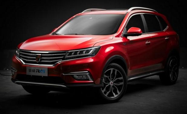 """Първият """"интернет автомобил"""" Alibaba RX5 се отнася към набиращия популярност клас на кросоувърите"""