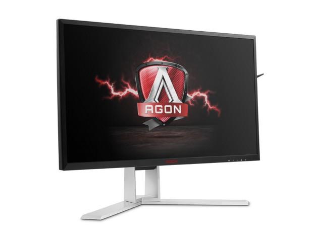 Новите геймърски монитори на AOC поддържат резолюция 2560 x 1440 пиксела