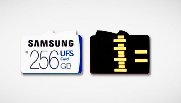 UFC картите, въпреки външната прилика с добре познатите microSD, са несъвместими със съществуващите формати
