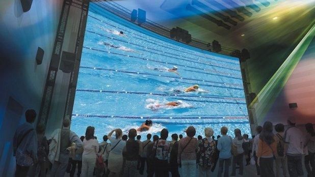 Японците ще се наслаждават на картина с 8К резолюция от игрите в Рио на големи екрани